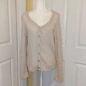 Nice + Zoe sweater XL